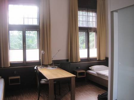 Accommodation in PBH.