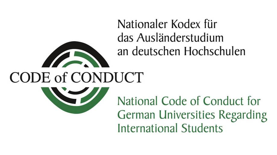 Logo of National Code - Code of Conduct