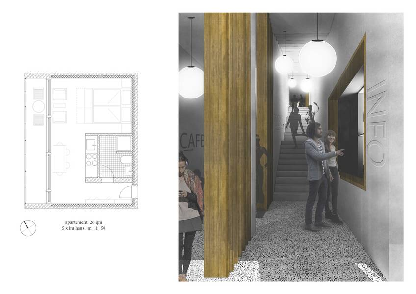 S 16 fachgebiet entwerfen geb udekunde und for Raumgestaltung weiterbildung