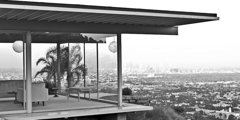Case Study House No. 22 — Stahl House (Stahl House), Los Angeles, California (Foto mbtrama from Upland, CA, USA)