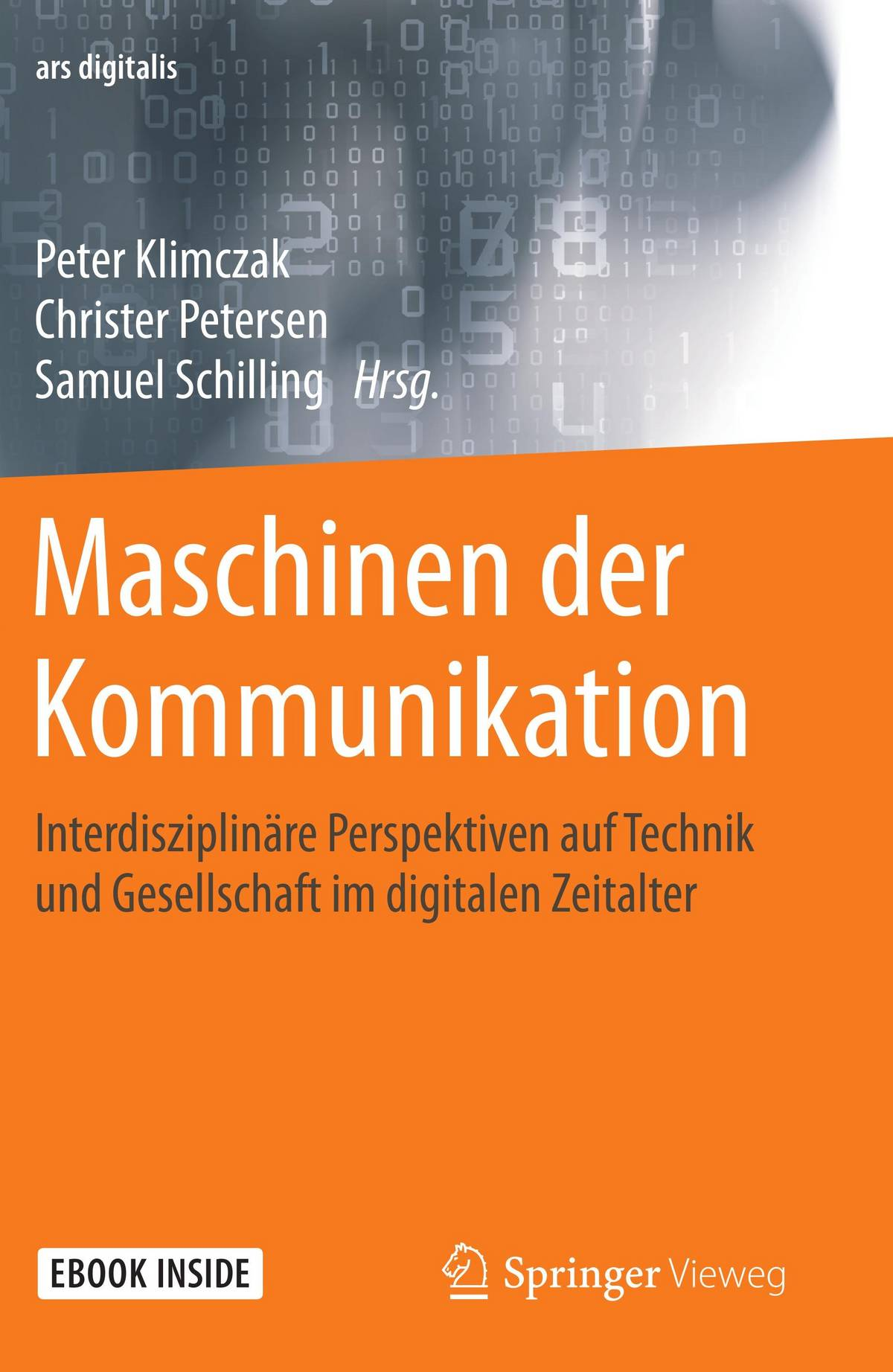 Cover - Maschinen in der Kommunikation