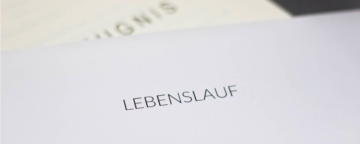 Lebenslauf : Career Center - BTU Cottbus-Senftenberg