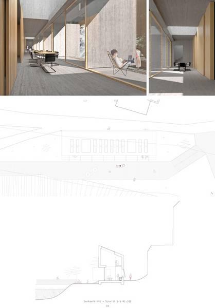 Eped bad gestein fachgebiet entwerfen geb udekunde for Raumgestaltung weiterbildung