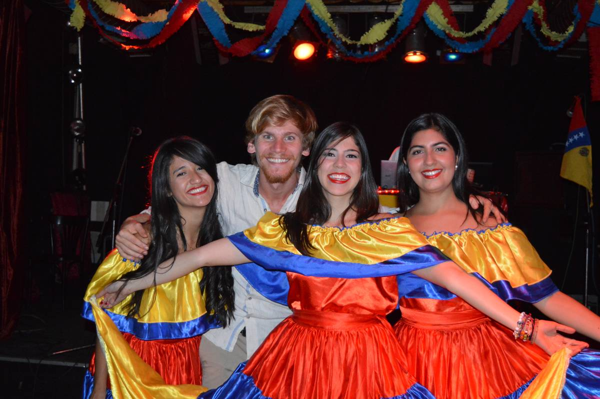 Columbian Culture Night 2016