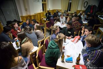 Burg Workshop 2016 - World Café