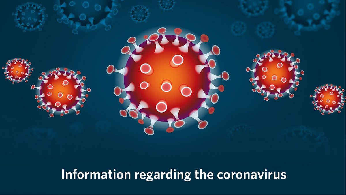Information About The Coronavirus Btu Cottbus Senftenberg