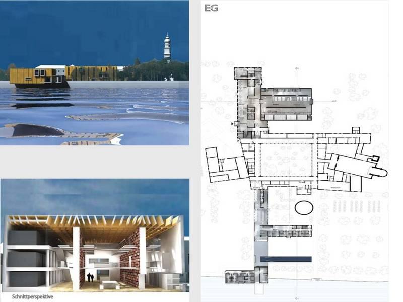 Bork schiffer fachgebiet entwerfen geb udekunde und for Raumgestaltung weiterbildung