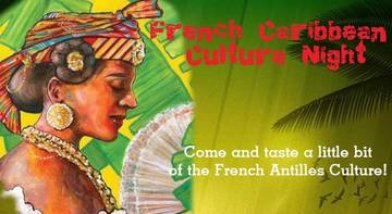 French Caribbean Culture Night 2017