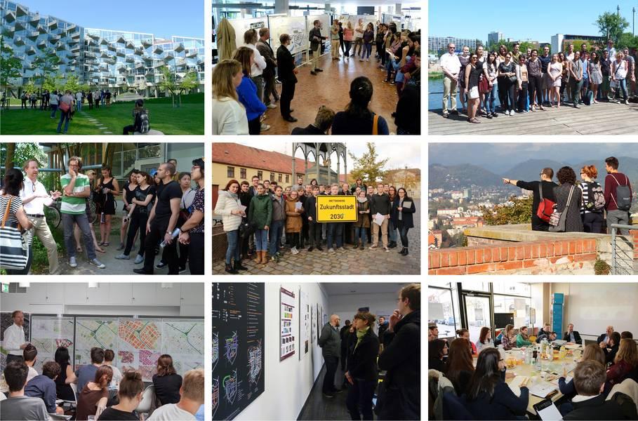 Fachgebiet stadtplanung und raumgestaltung btu cottbus for Raumgestaltung weiterbildung