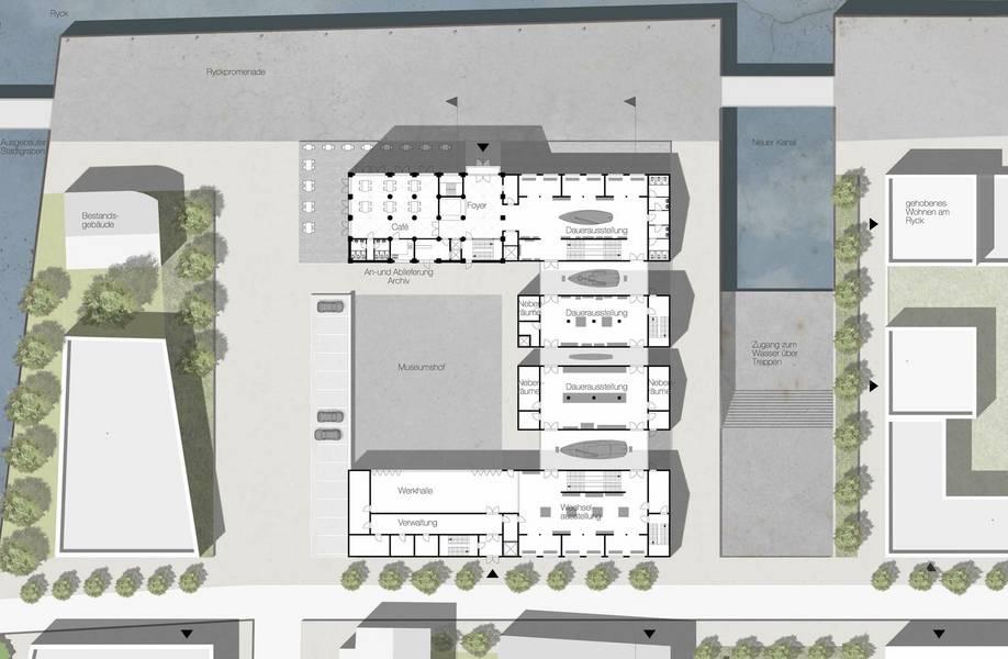6 semester architektur lehrstuhl st dtebau und for Masterarbeit architektur