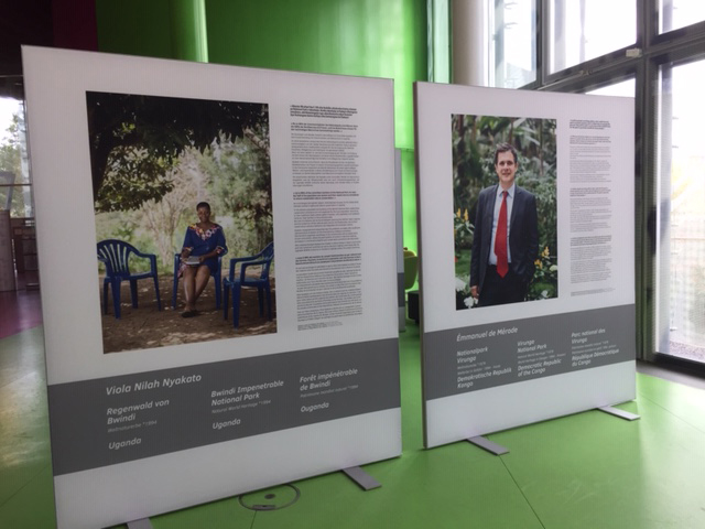 "Ausstellung""Heritage Heroes – Preserving World Heritage Together"""