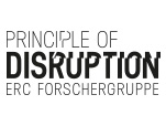 European Research Council - Forschergruppe Principle of Disruption - Logo
