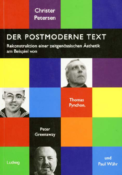 Cover - Der postmoderne Text