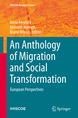 "Book cover of the book ""An Anthology of Migration and Social Transformation"""
