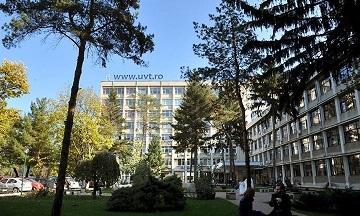 Campus der Universitatea de Vest din Timisoara