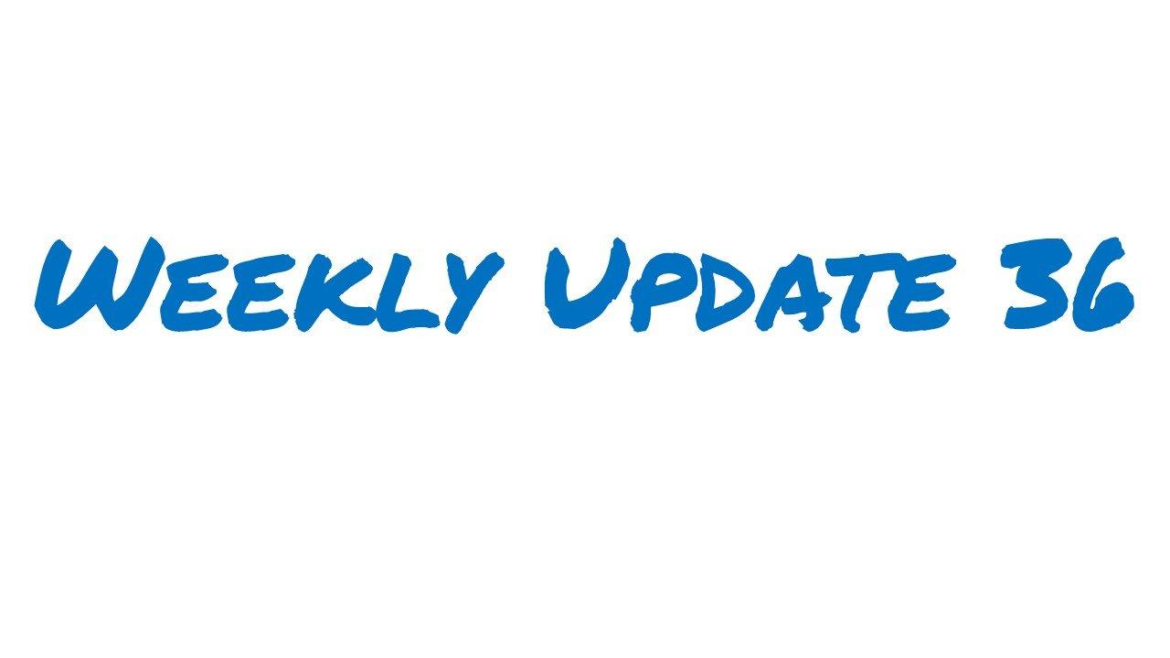 HEP Weekly Update (KW 36)