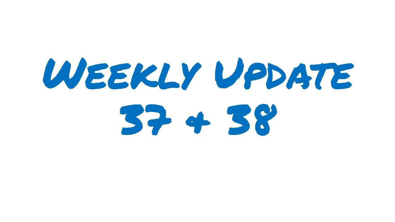 HEP Weekly Update (KW 37 & 38)
